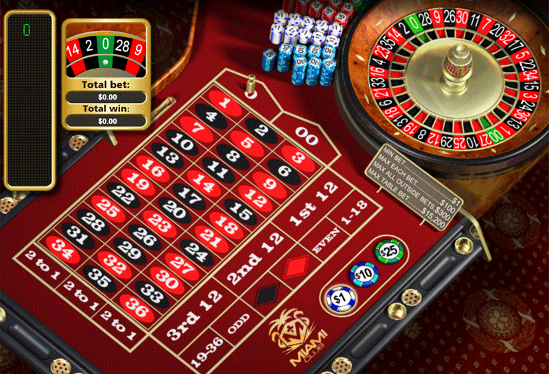 Where Can I Play Roulette In California